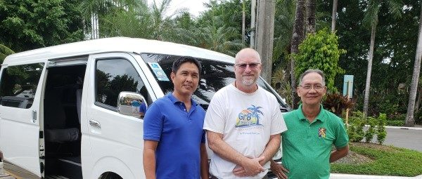 Cebu Tours & Travel Guide and Driver