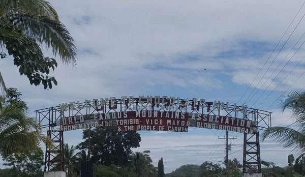 Chocolate Hills signpost