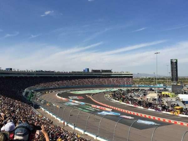 ISM Racway NASCAR Race