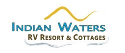 Indian Waters RV Resort Logo