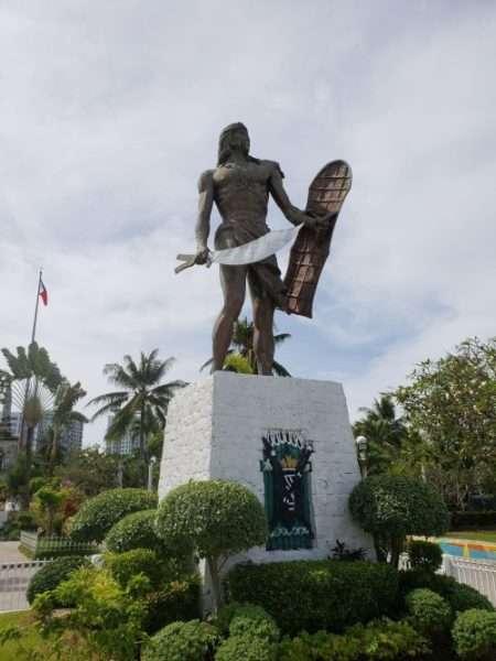 Lapu-Lapu Monument Shrine