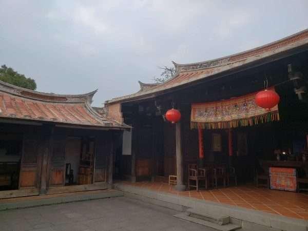 Lin-An tai Historic House and Museum Taipei
