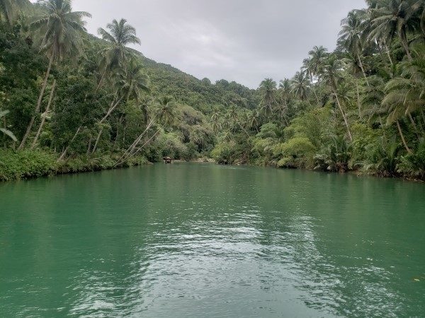 Loboc river cruise Bohol Island
