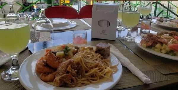 Loboc River Cruise Buffet lunch