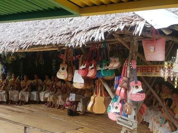 Loboc River Cruise Entertainment