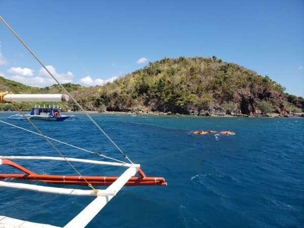 Lusong Gunboat Wreck Snorkeling