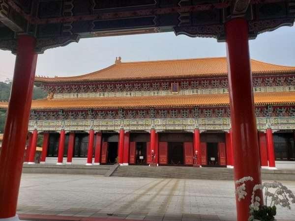 National Revolutionary Martyrs' Shrine Taipei