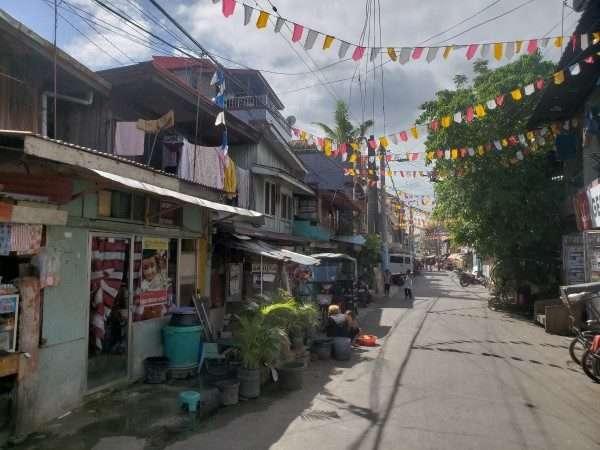 Old Cebu City Street