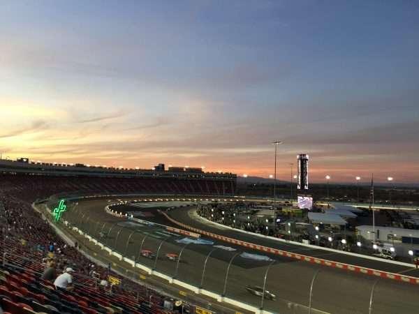Phoenix Raceway NASCAR Race Events