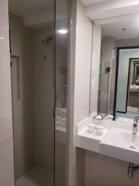 Quest Hotel Cebu Bathroom Shower