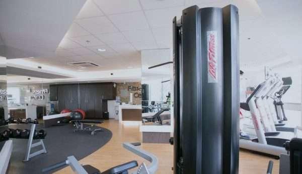 Quest Hotel Cebu Fitness Center