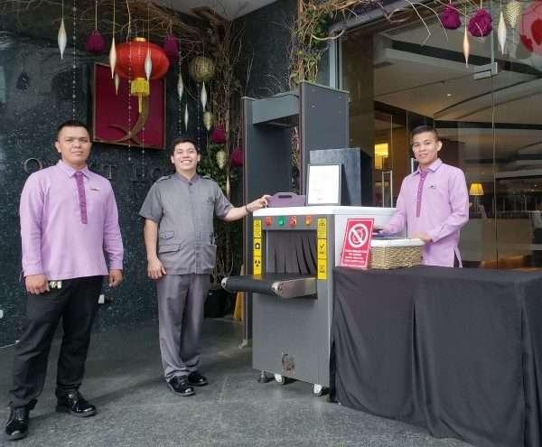 Quest Hotel Cebu Staff