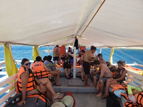Reefs and Wrecks Boat Tour