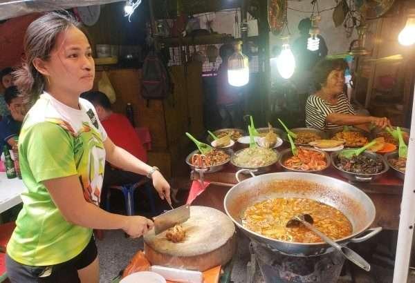 Street Food Vendor Cebu