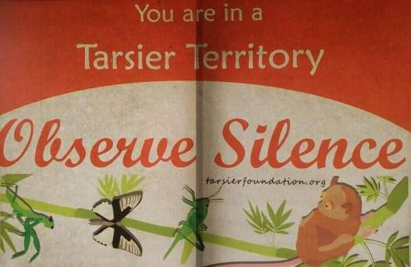 Tarsier Sanctuary Bohol