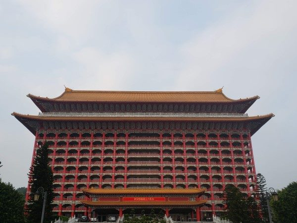 The Grand Hotel In Taipei