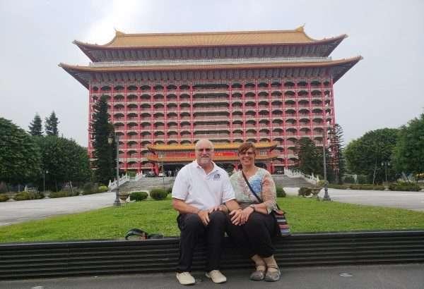 The Historic Grand Hotel In Taipei