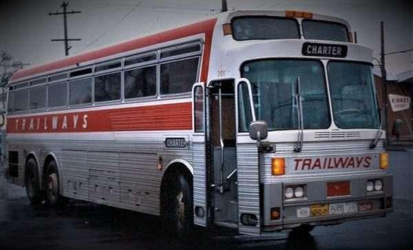 Trailways Bus 301