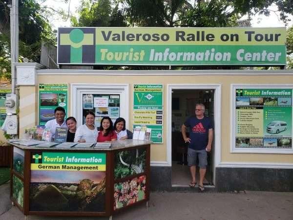 Valeroso Ralle On Tour staff