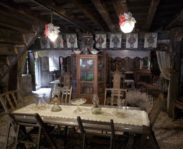Yap-Sandiego Ancestral House Interior