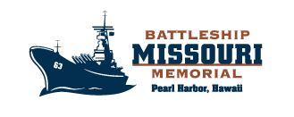 Battleship Missouri Logo