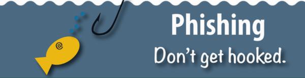 Phishing Scams Banner