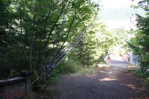 Alexandra Bridge Trail