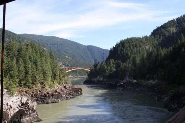 Fraser Canyon Bridge
