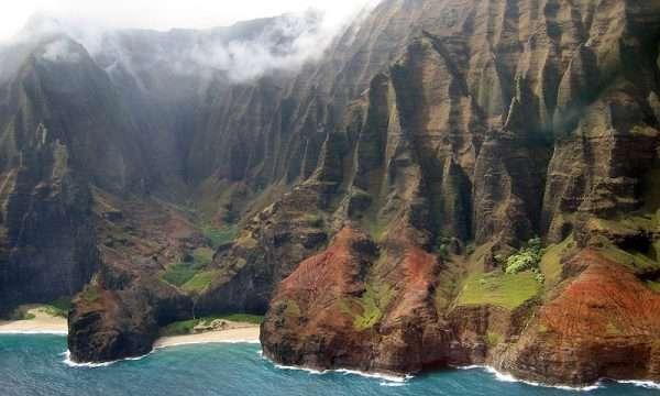 Na_pali Coast Hawaii