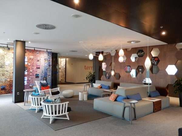 Alt Hotel St. John's Lobby Lounge