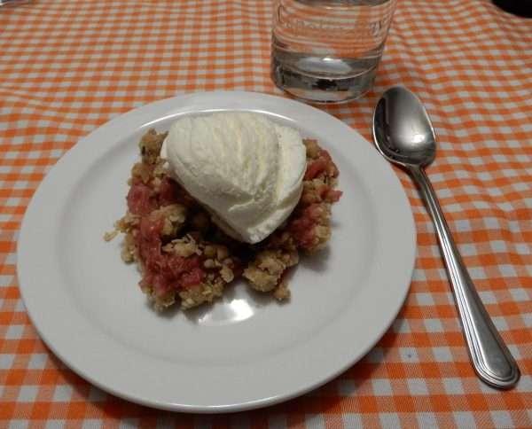 Inn On Capelin Bay Dessert Entree