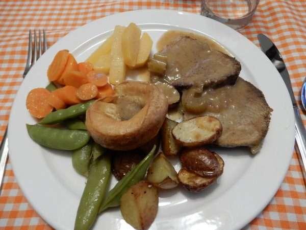 Inn On Capelin Bay Dinner Entree