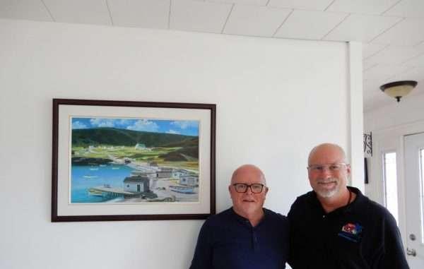 Inn On Capelin Bay Owner
