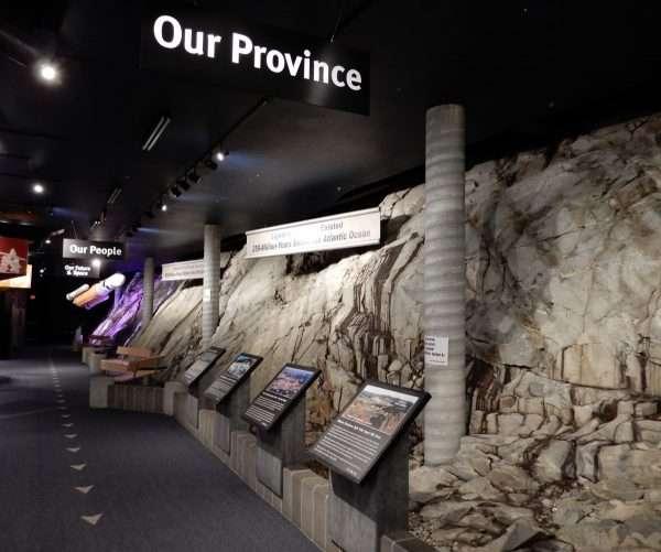Johnson GEO CENTRE Province Exhibit