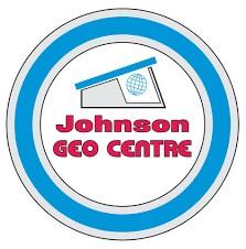 Johnson GEO CENTRE logo