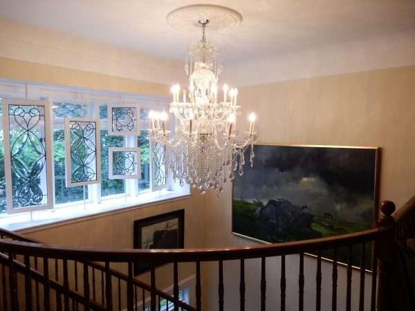 Monroe House Staircase