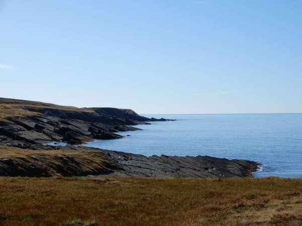 Newfoundland Southern Coastline