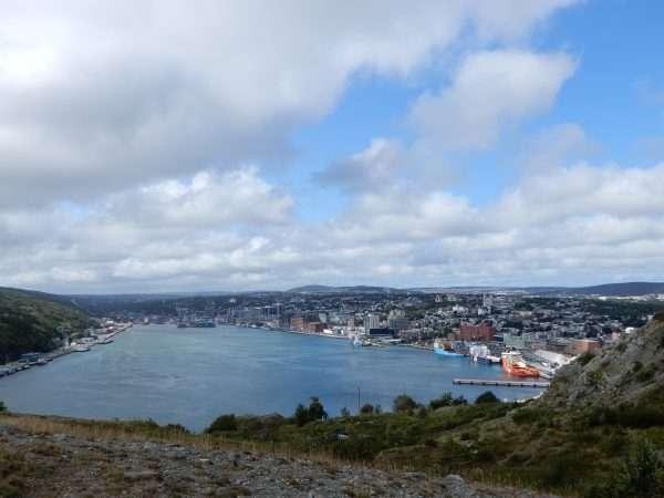 St. John's Newfoundland Harbour
