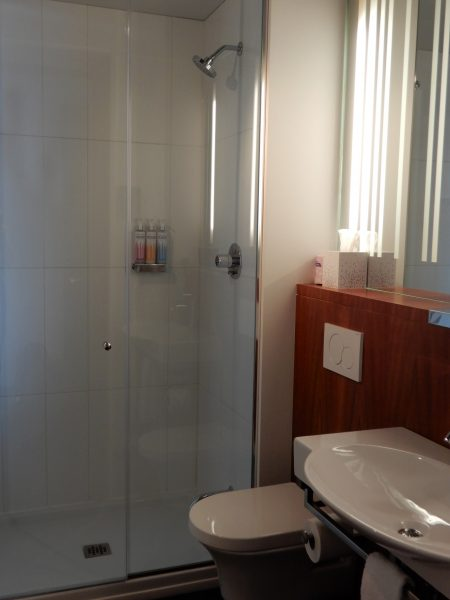 Alt Hotel Montreal Guest Room Bath