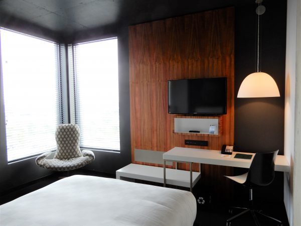 Alt Hotel Montreal One Bedroom Corner Room