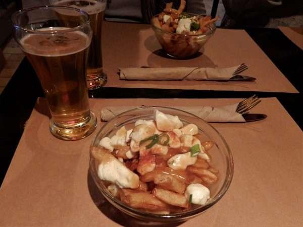 Brasserie Koriganne Craft Beer and Poutine