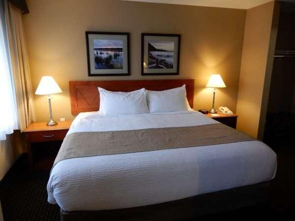Days Inn & Suites Moncton King One Bedroom