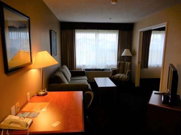 Days Inn & Suites Moncton King Suite