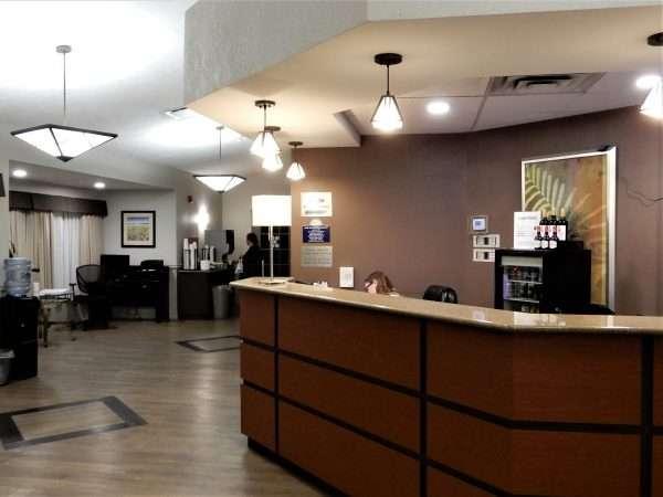 Days Inn & Suites Moncton Reception