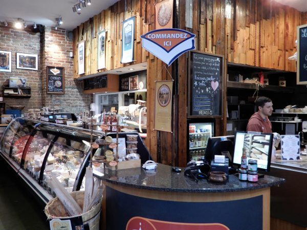 Fromagerie des Grondines Cheese Shop