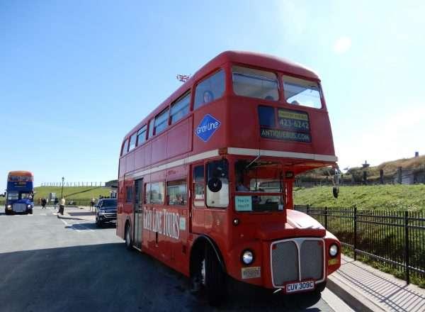 Gray Line Halifax Hop On Hop Off Tour Bus