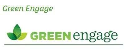 Green engaged logo