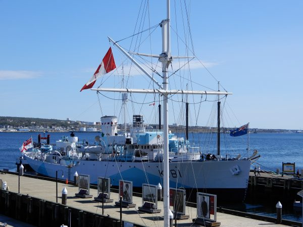 Halifax Naval Ship Museum