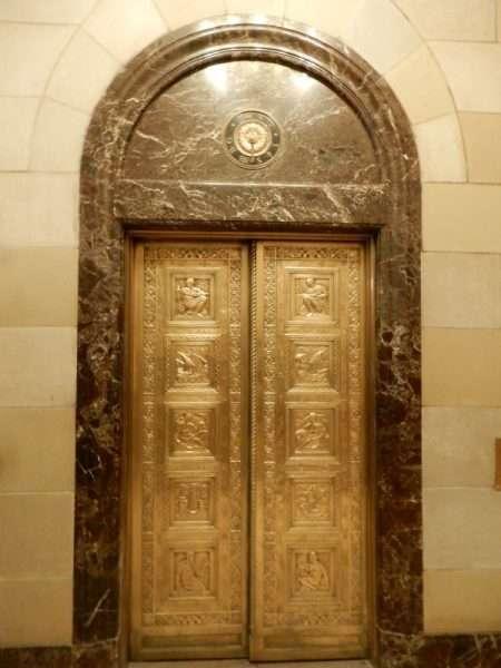 Historic Elevator Montreal