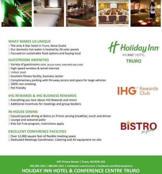 Holiday Inn Truro Amenities